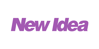 Purple Logo of New Idea